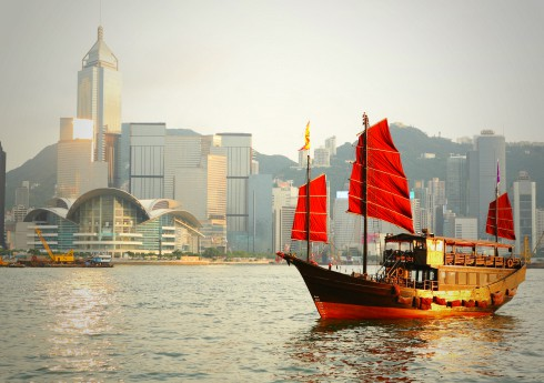 international removals to Hong Kong from the uk China