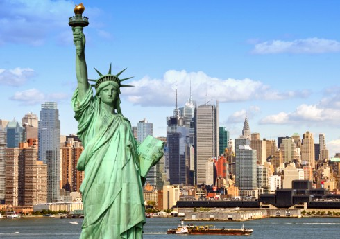 international removals to USA from the uk New York