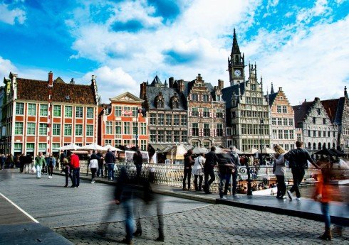 moving to Belgium from UK