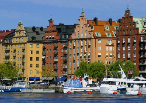 moving to Stockholm Sweden