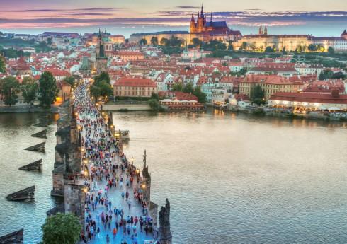Czech Prague City